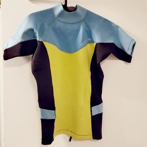 NWOT wetsuit Rashguard Neoprene Level Six Sombrio